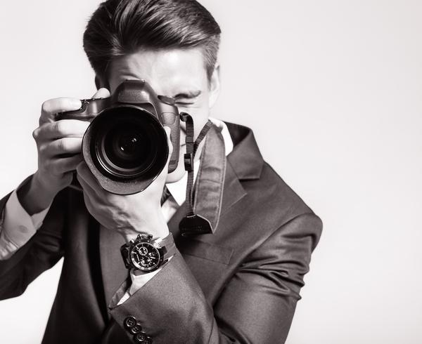 ¿Con qué fotógrafo te comparas?