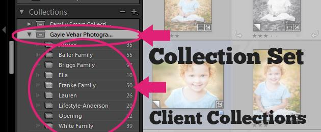 Tutorial de colecciones de Adobe Lightroom