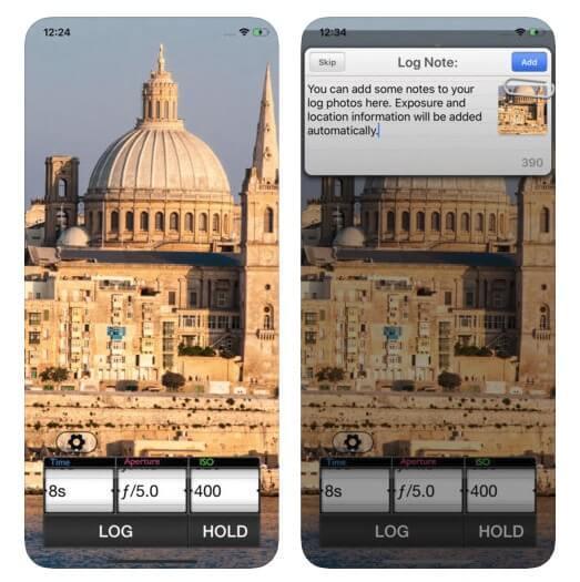 Aplicaciones de fotos para iPhone