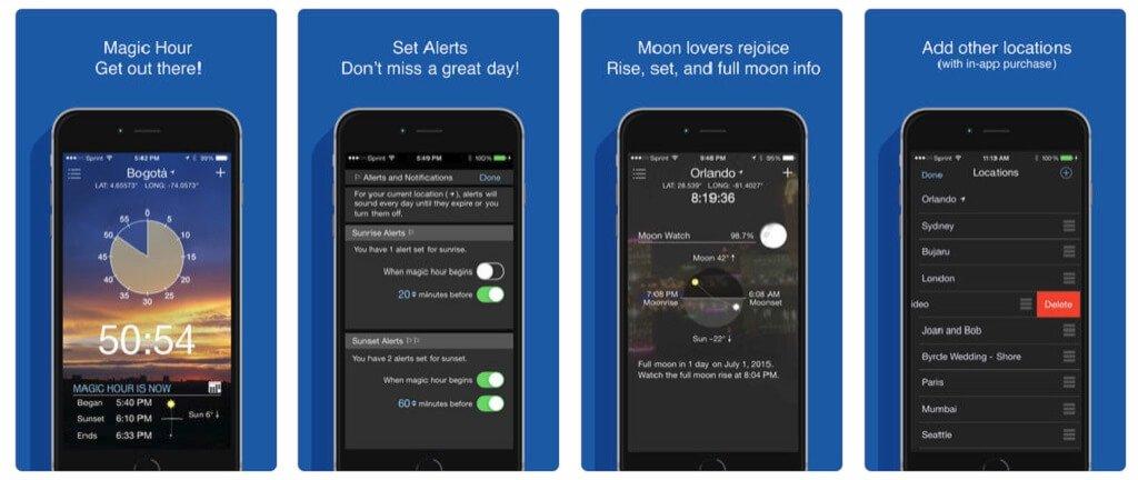 Las mejores aplicaciones de fotos para iPhone