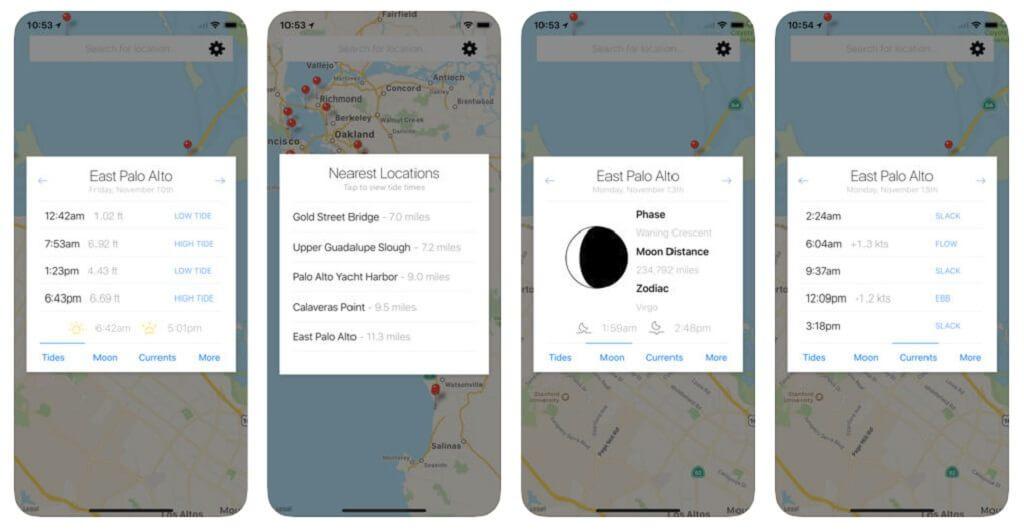 Aplicaciones de fotografía para iPhone