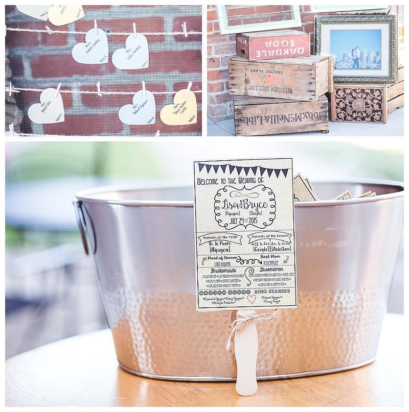 imágenes de decoración de mesa de boda