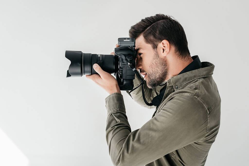 Parasol para objetivo Nikon