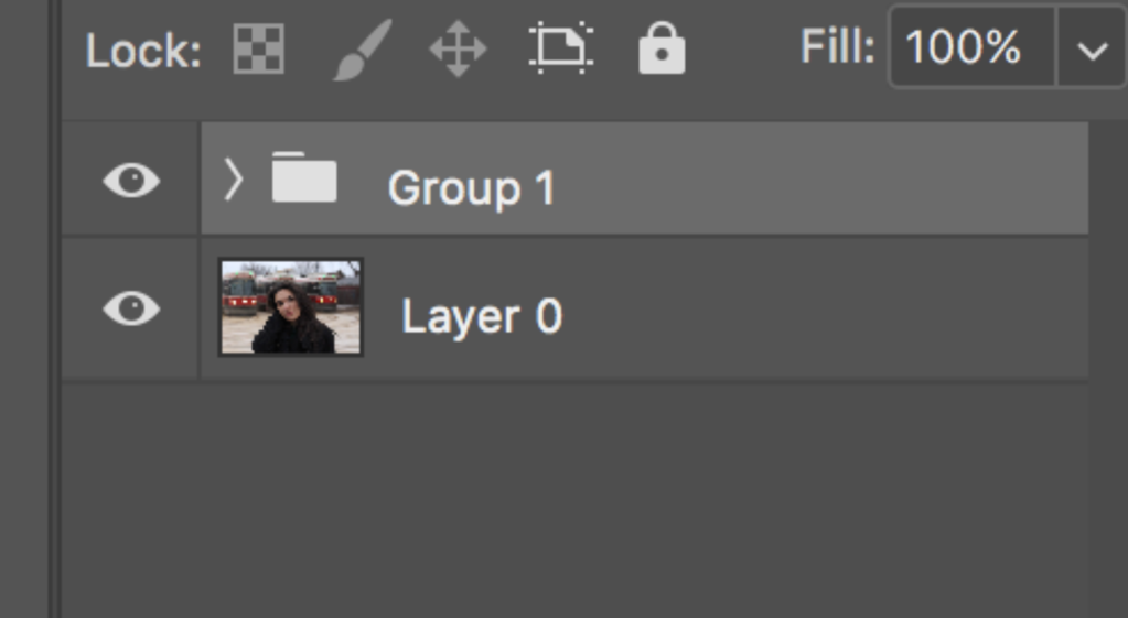 Fusionar capas de Photoshop para la separación de frecuencias