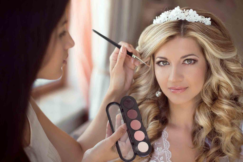 maquillaje profesional para sesión de fotos