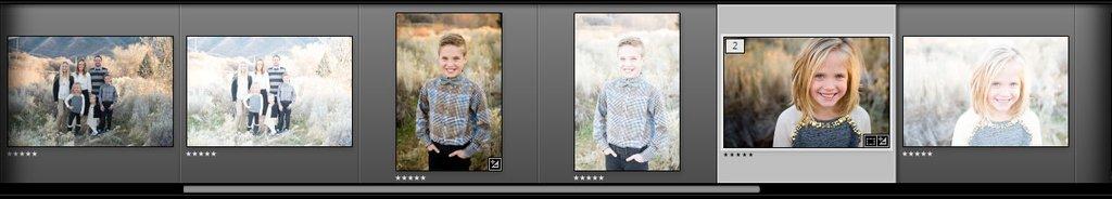 Color de Lightroom Combina dos fotos