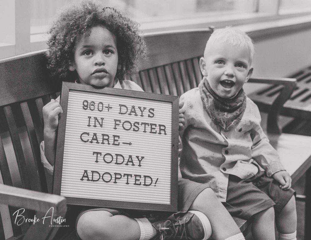 foto favorita 2019 - Signo de adopción niños