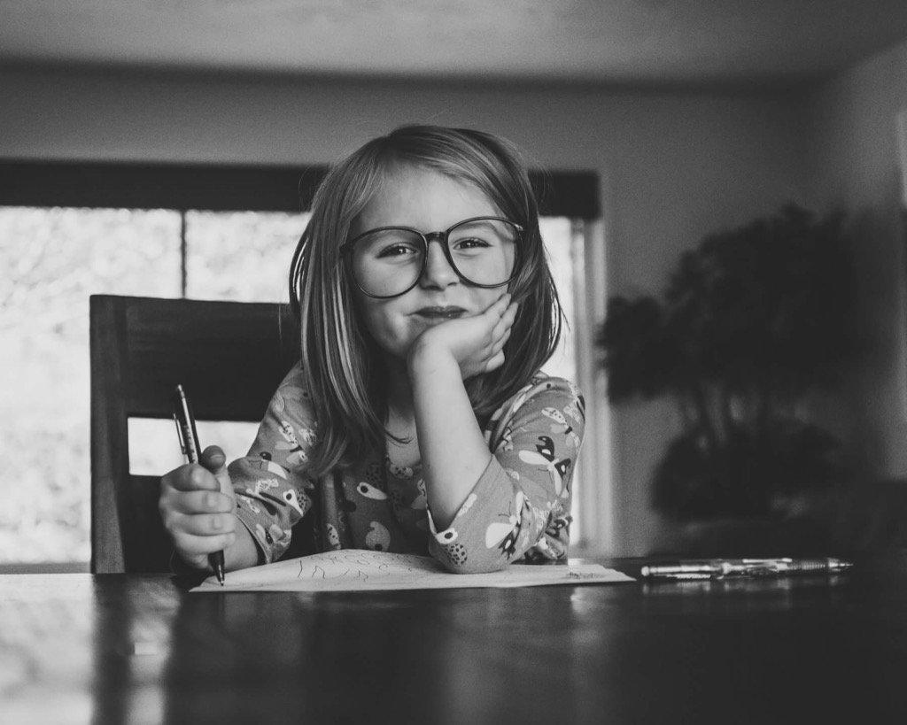 mejores fotos de 2019 - chica con gafas