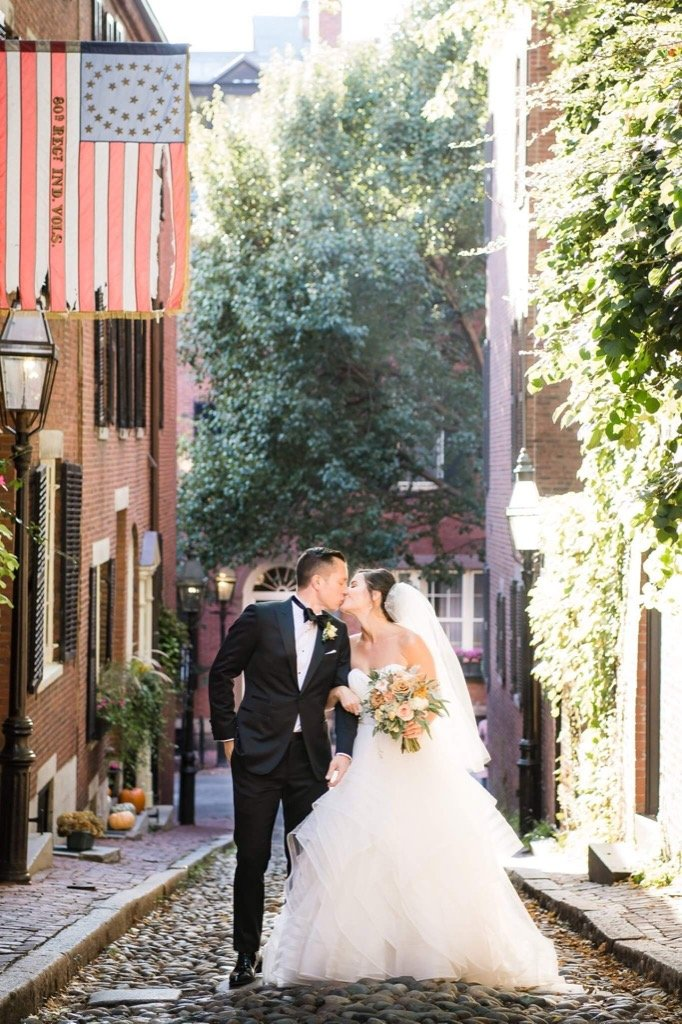 Fotos favoritas de 2019 - Besos de novios