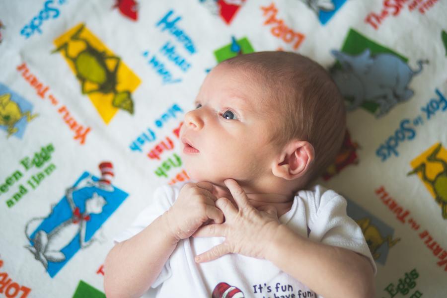 Fotografía de estilo de vida para recién nacidos