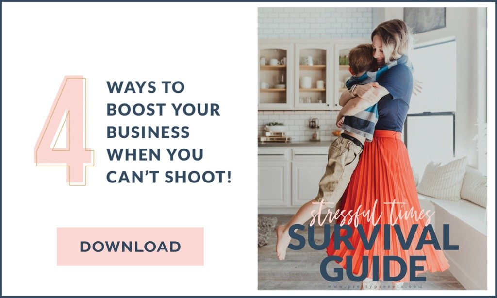 4 formas de aumentar sus ingresos por fotografía (cuando no puede disparar)