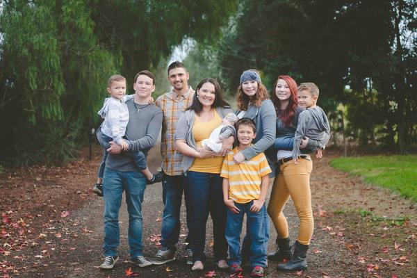 Coordinación de atuendos para fotos familiares (+ consejos adicionales)