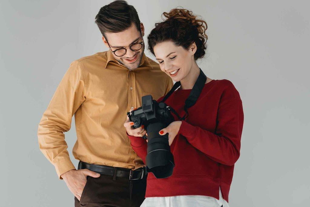 Tutorial de cómo elegir un objetivo de cámara