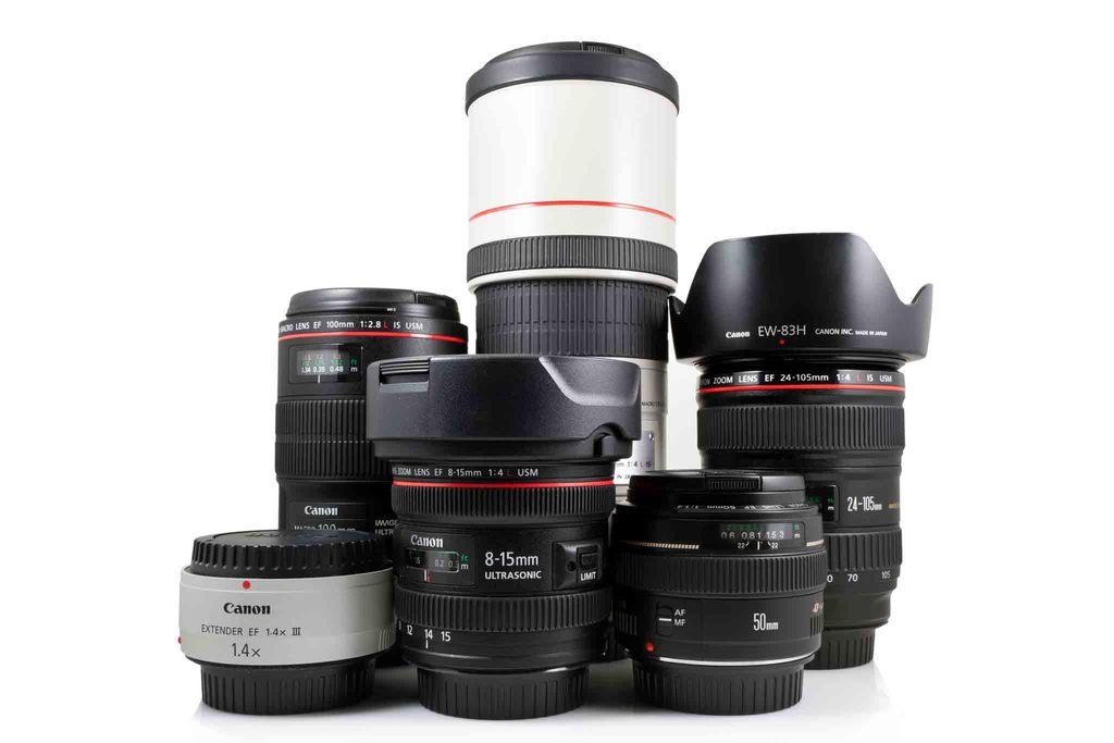 cómo elegir una lente