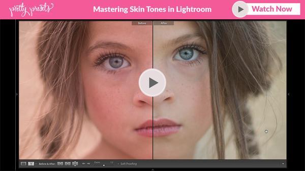 Seminario web de formación: Dominar los tonos de piel en Lightroom
