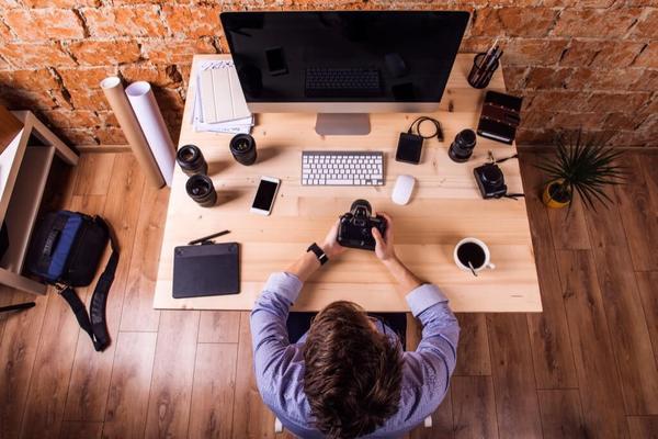 Creación de un flujo de trabajo de respaldo para fotógrafos