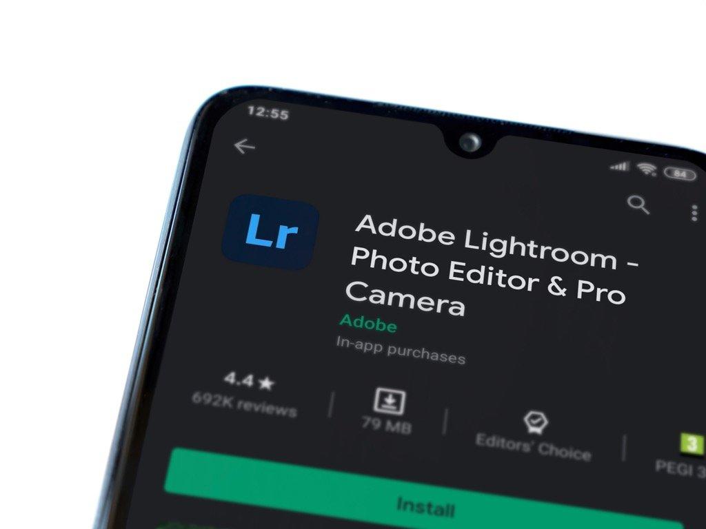 Comprensión de las versiones de Lightroom