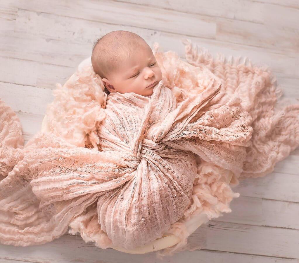 Edición de bebés recién nacidos en Lightroom