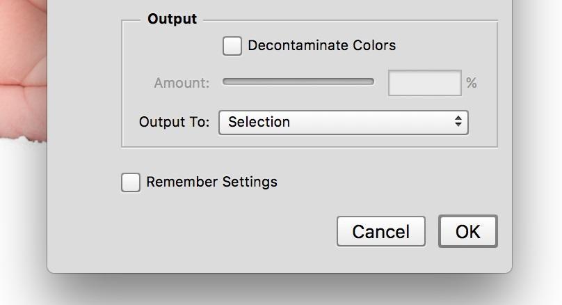Acción de Photoshop de cambio de color de manta