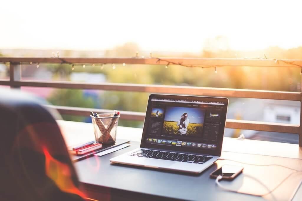 Cómo crear un sitio web de fotografía