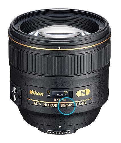 ¿Qué significa MM en una lente de cámara?