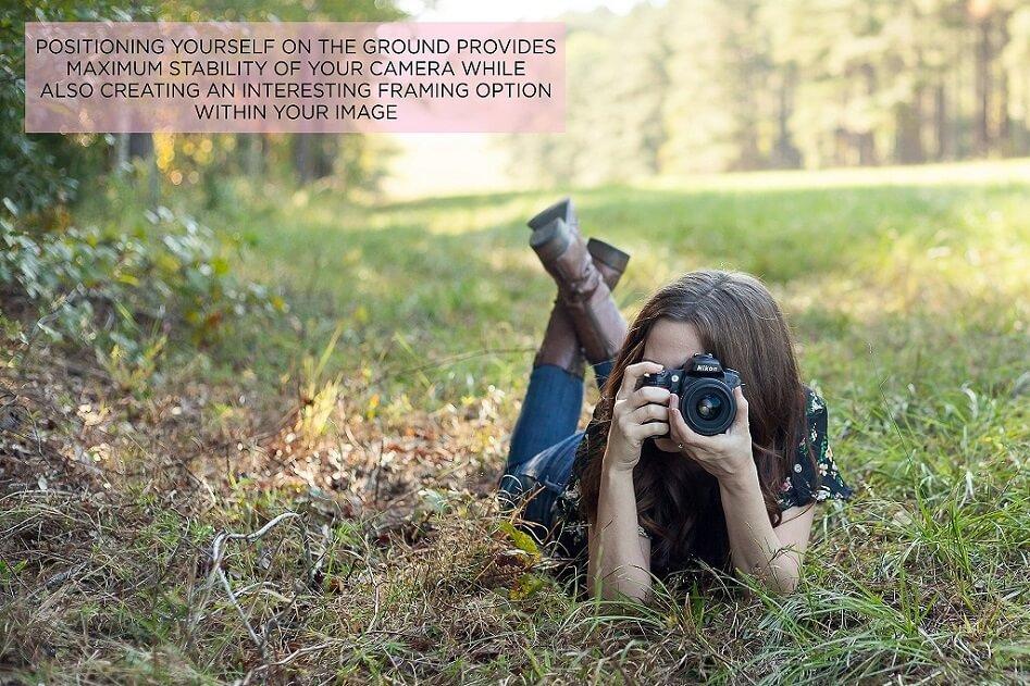 cómo sujetar tu cámara réflex digital