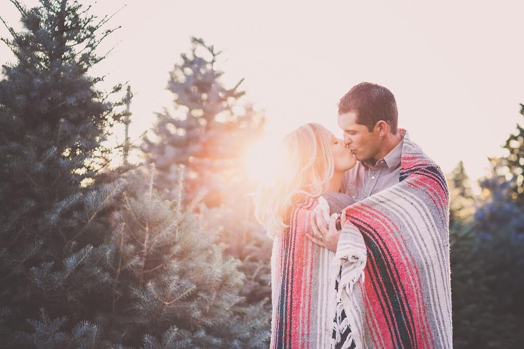 Ideas para fotos de pareja