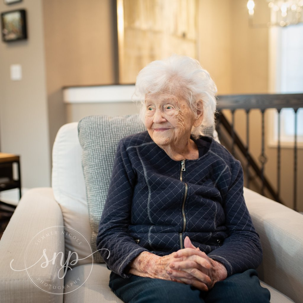 Fotos favoritas de 2018 - Sweet Grandmother