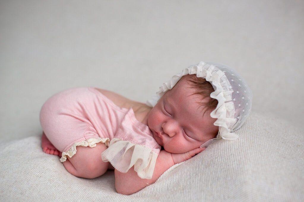 Editor de fotos para recién nacidos