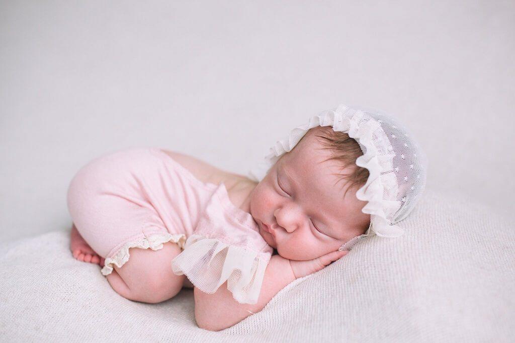 Consejos para editar fotografías de recién nacidos
