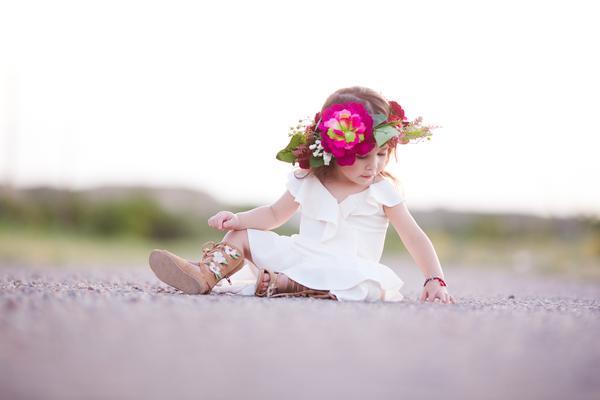 4 consejos para la fotografía de niños pequeños (y cómo posarlos)