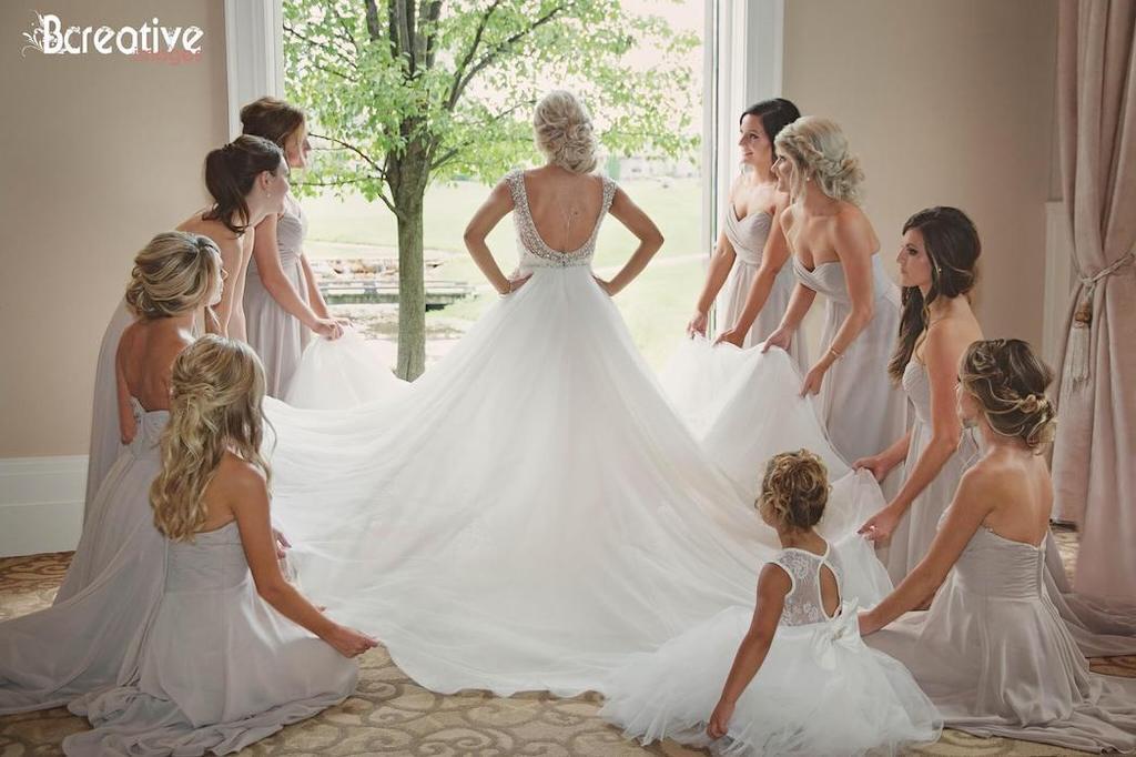 Fiesta de boda nupcial