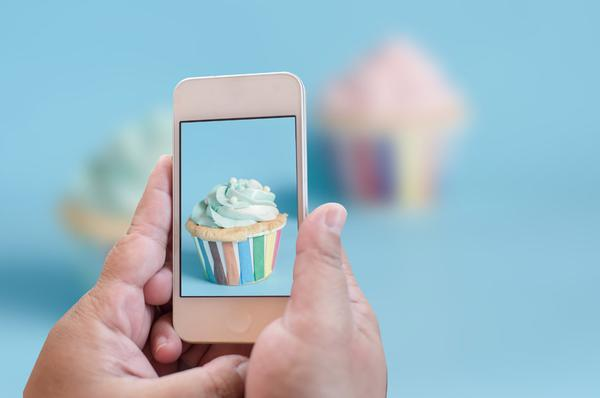Fotografía de comida de iPhone (tomar fotos imaginables con su iPhone)
