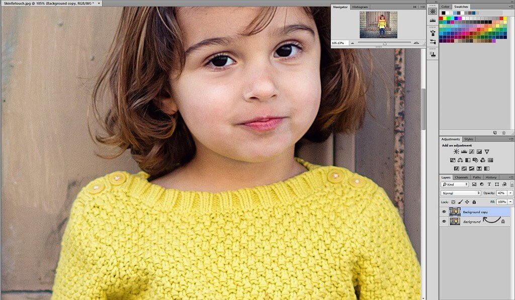 Cómo utilizar la herramienta Parche en Photoshop CC