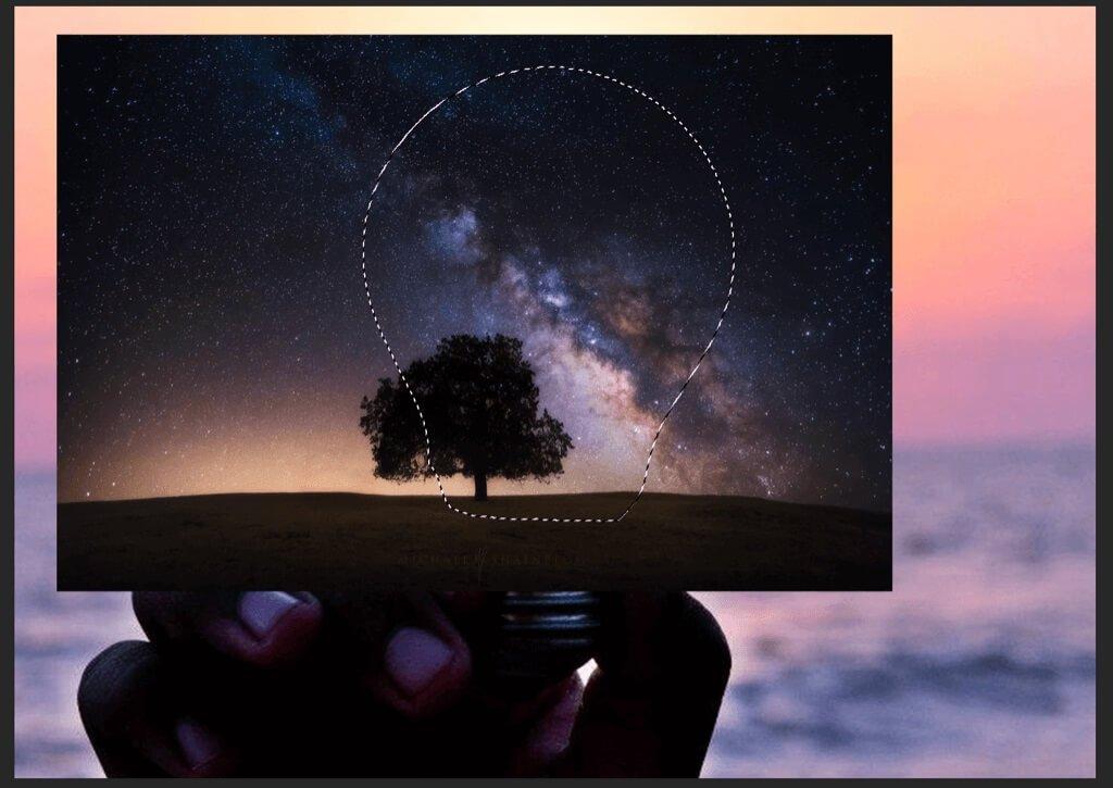 Editar imagen con Photoshop