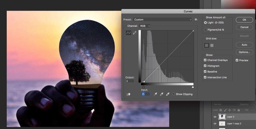 Uso de Photoshop para editar fotos