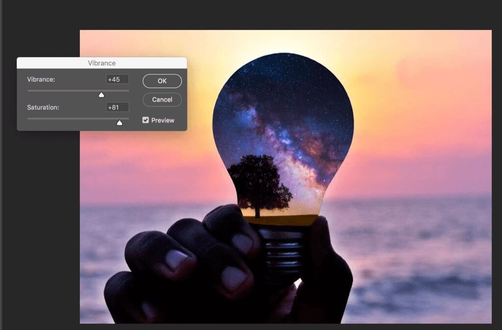 ¿Cómo se edita una imagen en Photoshop?