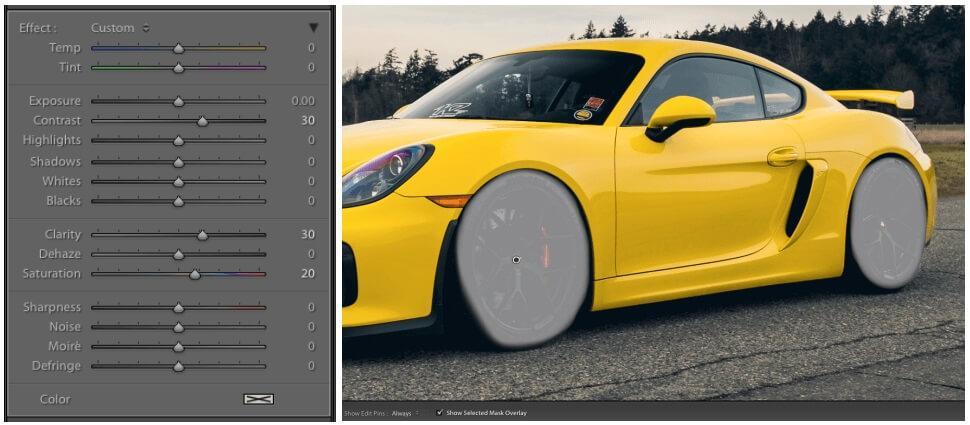 Tutorial de fotografía de coche