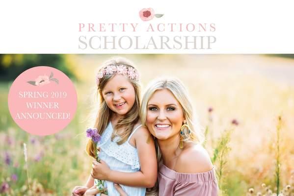 ¡Se anuncia el ganador de Pretty Photoshop Actions Scholarship Spring 2019!