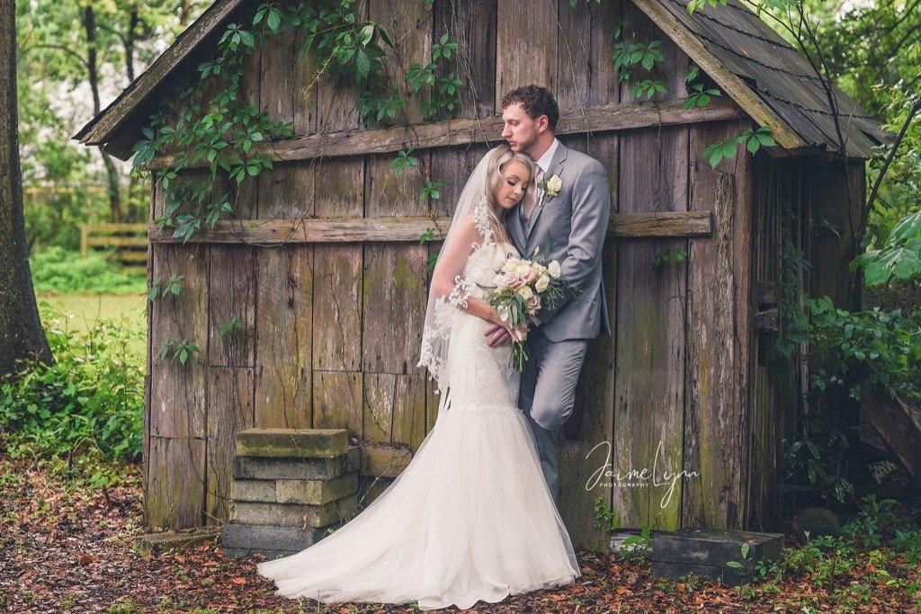 Foto de boda de primavera