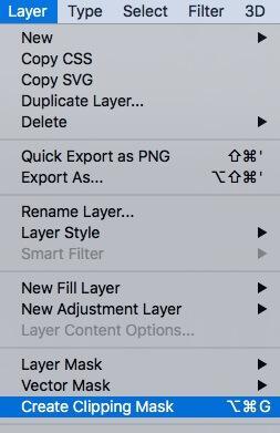 Cómo crear una cuadrícula de fotos en Photoshop