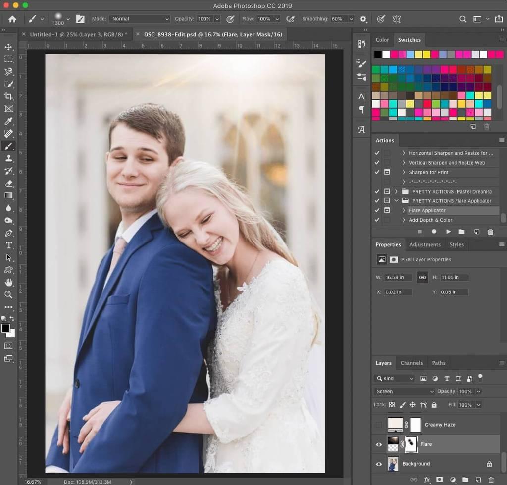 Trabajar entre Lightroom y Photoshop