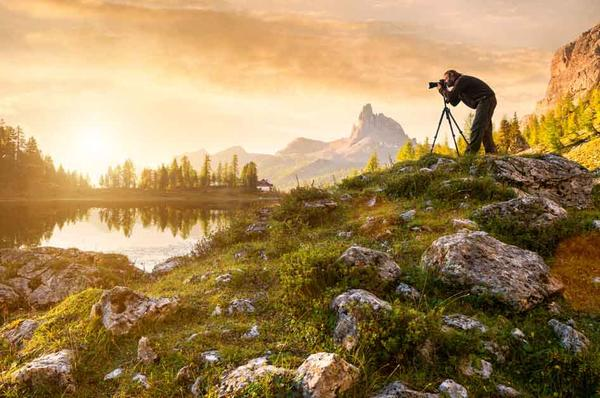 8 formas sencillas de inspirar tu fotografía