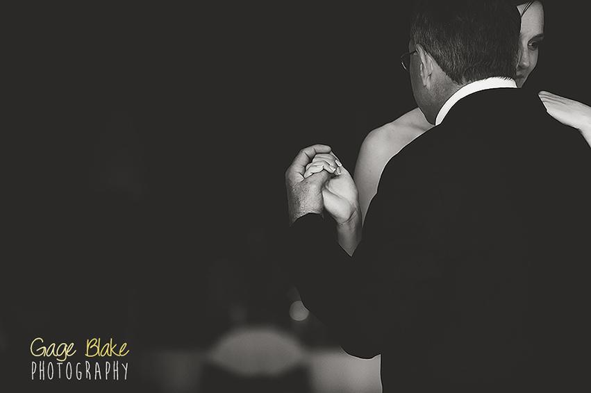 padre e hija baile de boda - fotografía de boda
