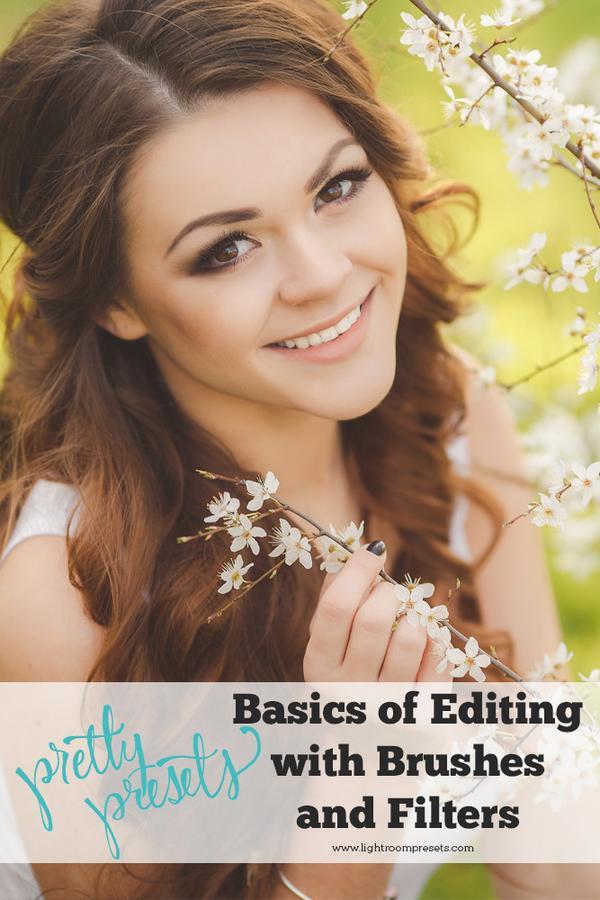 Conceptos básicos de la edición con pinceles y filtros en Lightroom