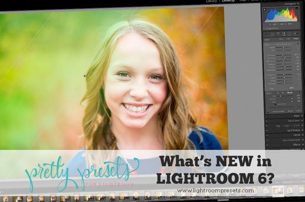 ¿Qué hay de nuevo en Lightroom 6?