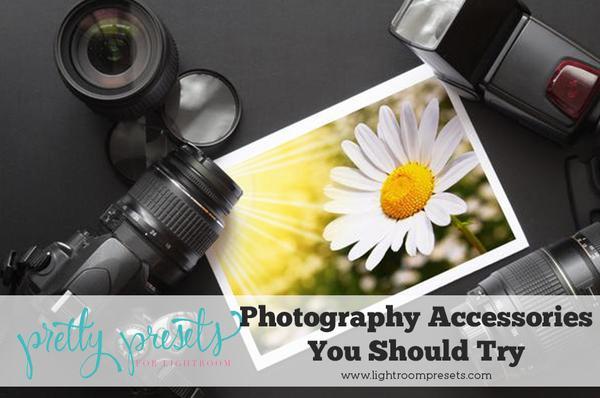 ¿Qué accesorios de fotografía te estás perdiendo?