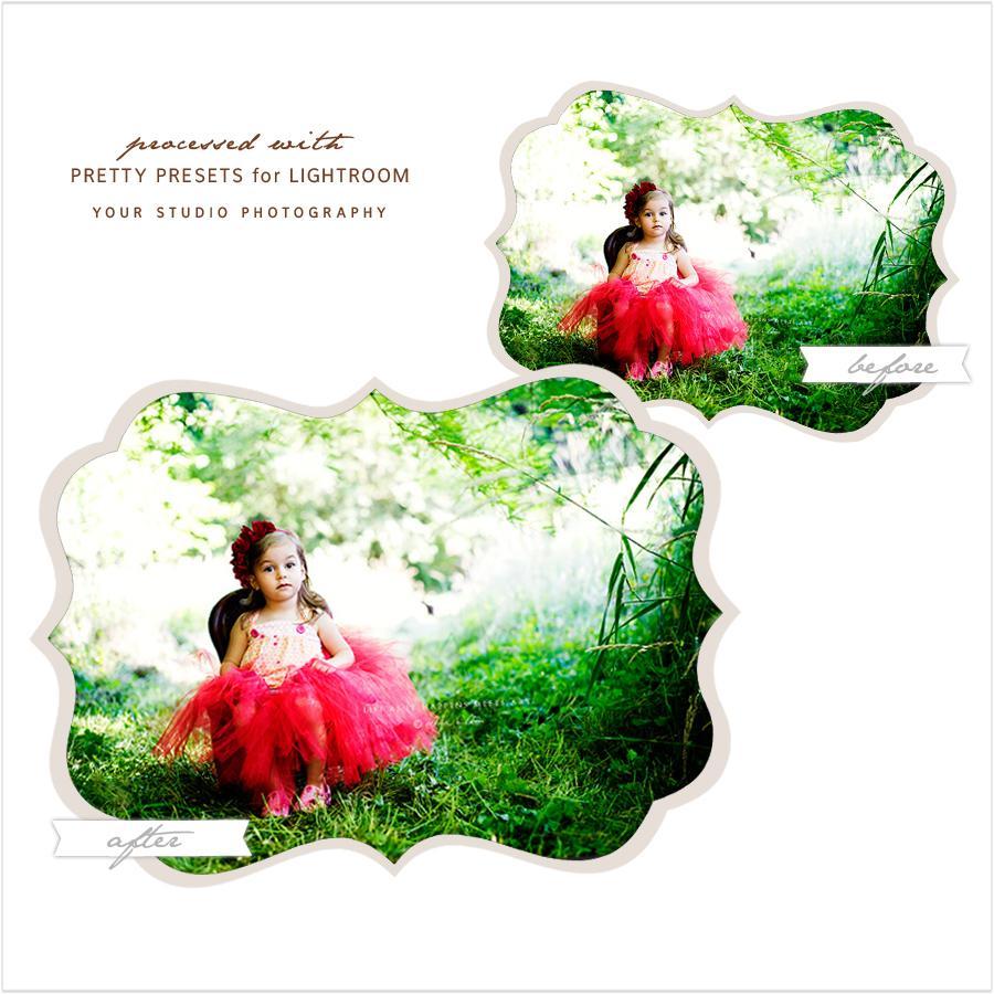 Hermosas plantillas de Pretty Presets para descarga gratuita e instantánea