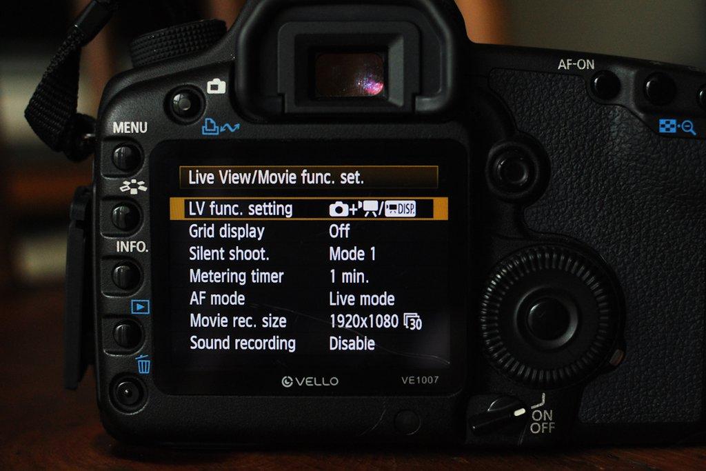 Cómo usar su video HD en su DSLR