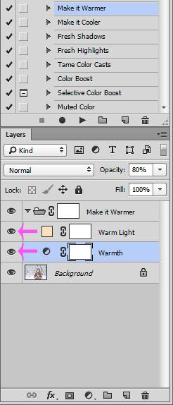 Comprender las capas en Photoshop